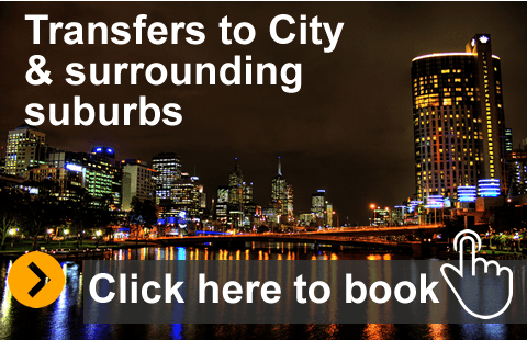 Transfers from Melbourne Airport to the City