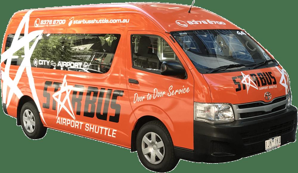 Melbourne Airport Shuttle Door To Door Airport Shuttle
